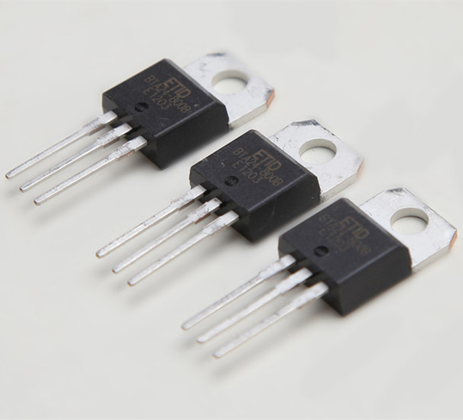 可控硅bta24-800b电子元器件