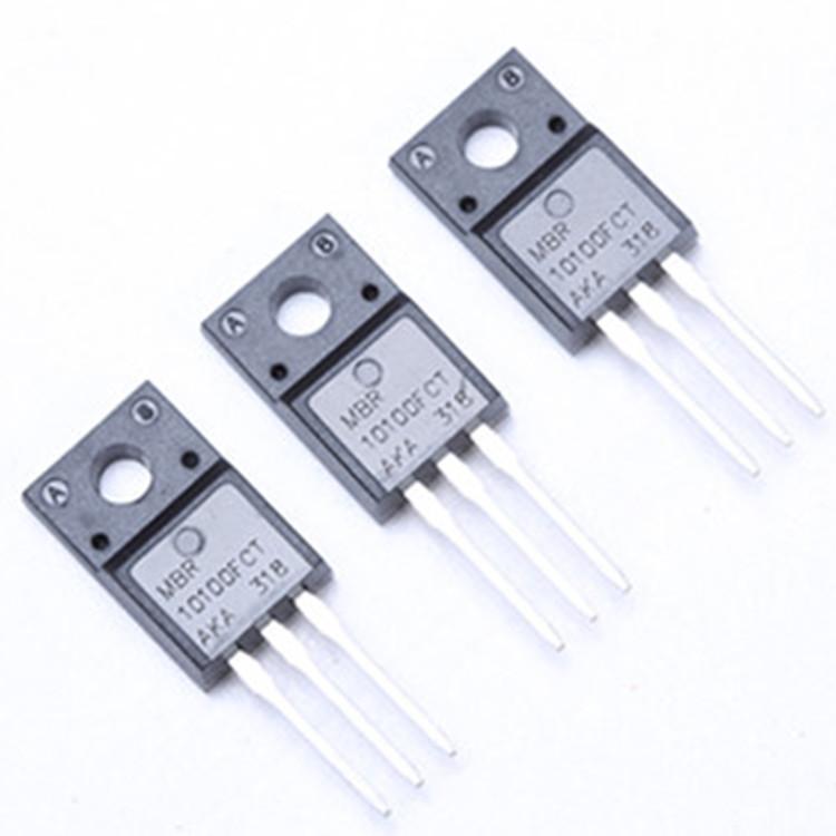 肖特基二极管mbr20100电子元器件