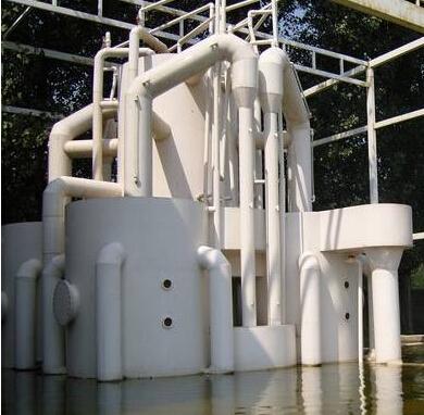 水上乐园水处理重力式设备