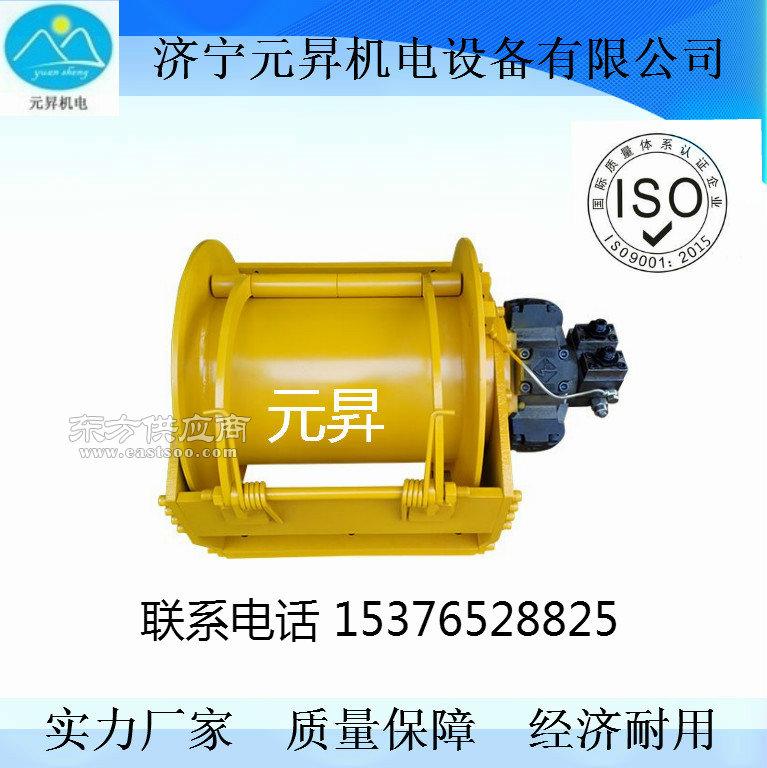 柳州林场拉树用7吨离合液压卷扬机挖机液压绞车