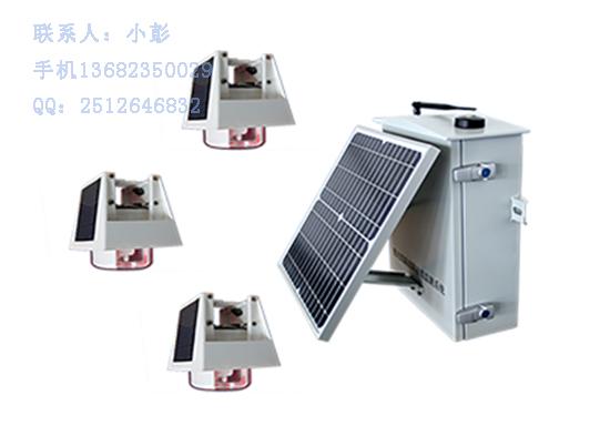 智能太阳能数字故障指示器