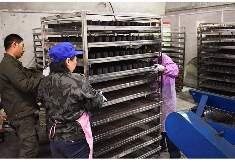 四川瀘州燒烤碳賣多少錢一噸哪里有賣