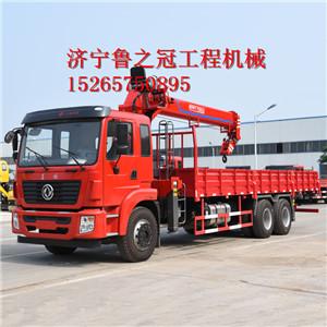 桂林四通吊机随车吊后八轮12吨随车吊厂家