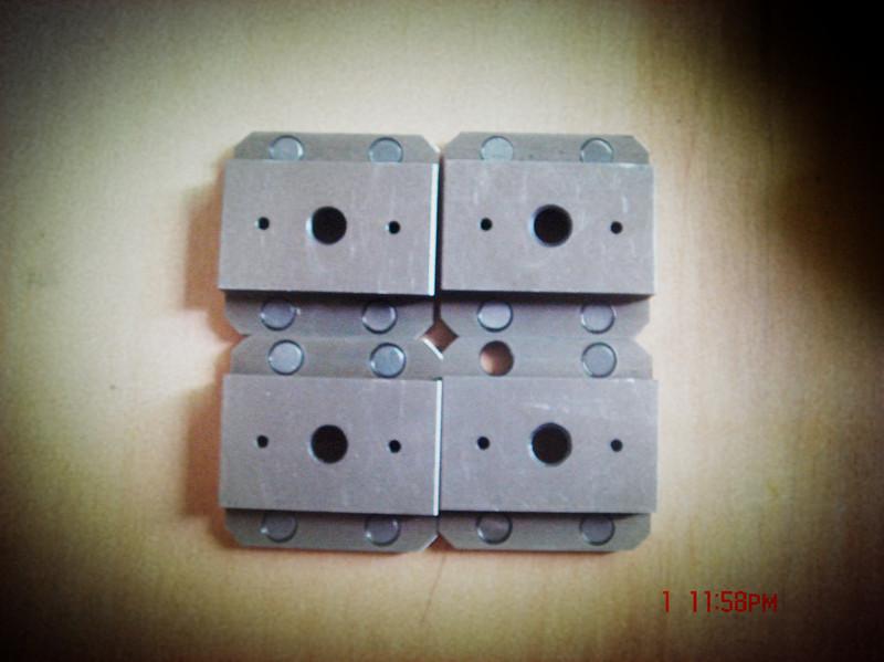 钨钢焊接制品
