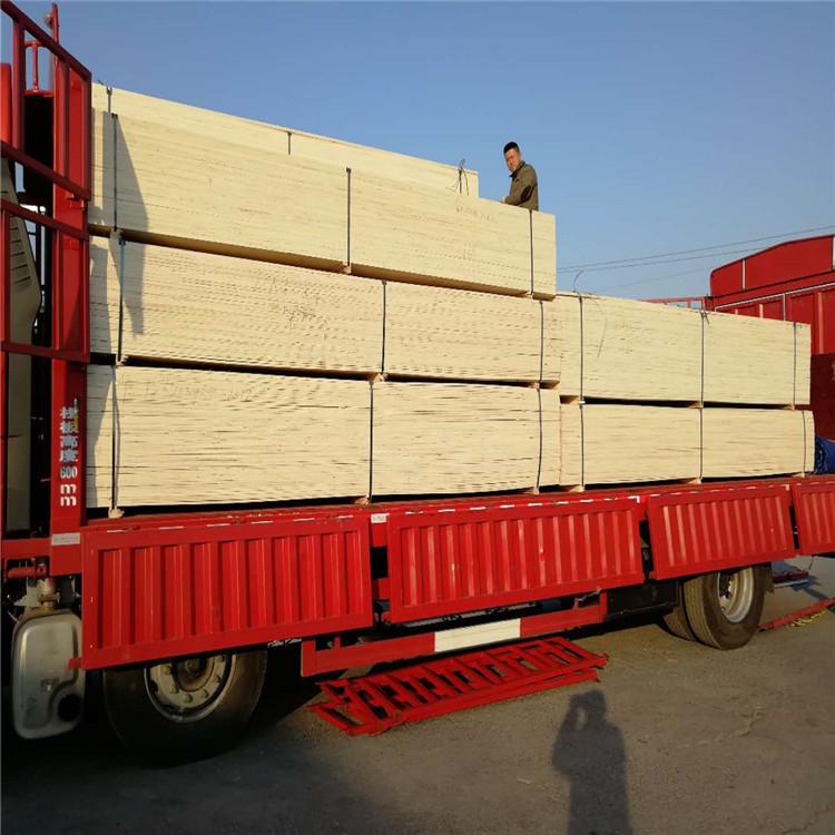 重型机械包装用lvl层积材木条