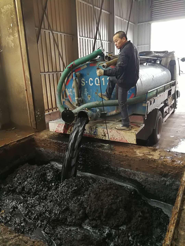苏州园区胜浦镇化粪池清理抽粪专业公司