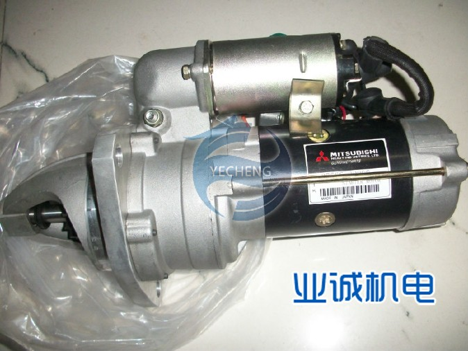三菱发电机启动马达37566-30200