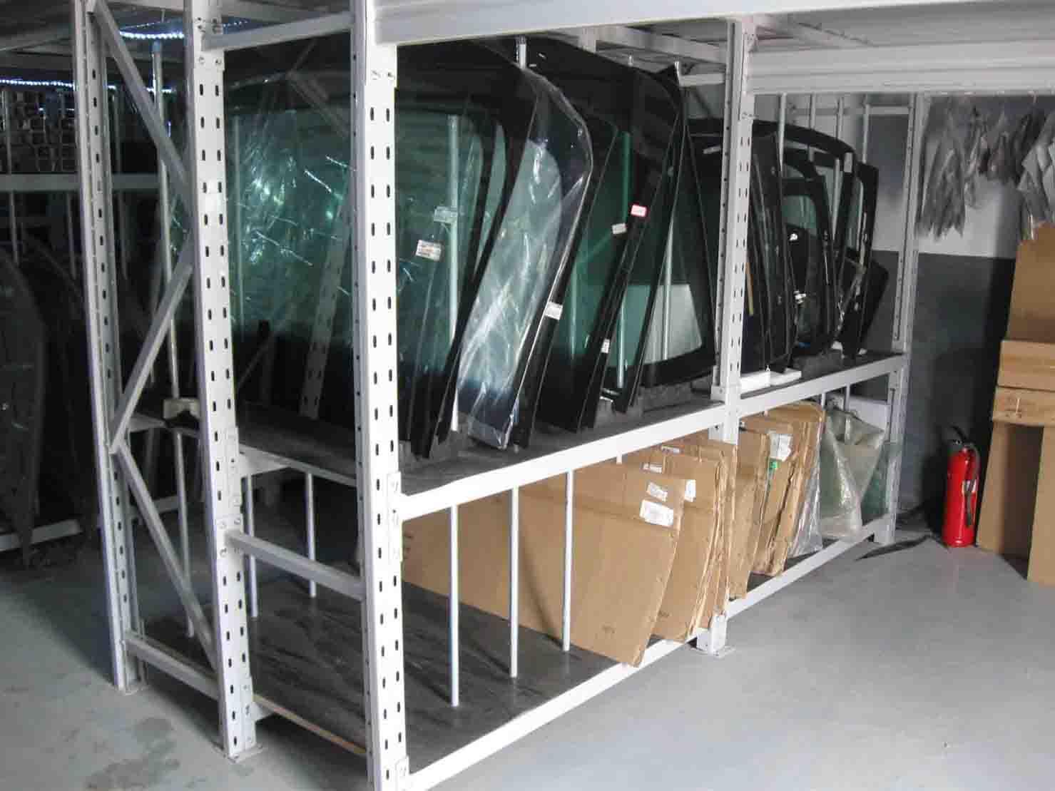 汽车类非标货架-成都货架厂-华易