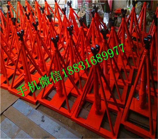 厂家直销8t10t15t电缆放线架重型放线架