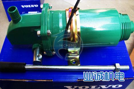沃尔沃发电机tad1641ge机油泵批零价格