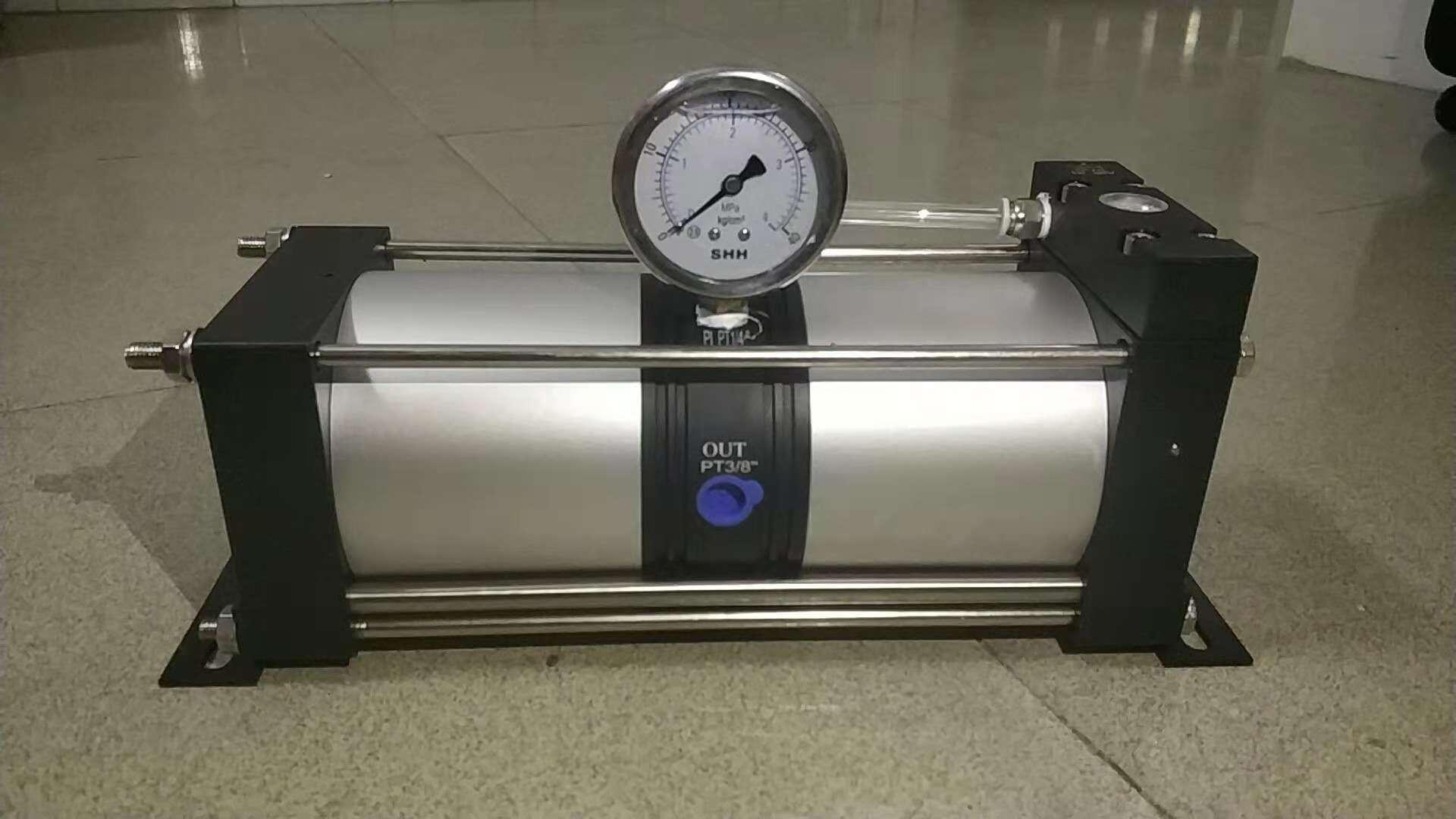 空气增压泵气体增压泵气液增压泵
