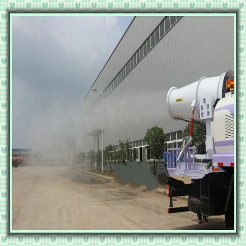 厦门市楚雄市红河市迪庆市文山市车载式采石场除尘喷雾机