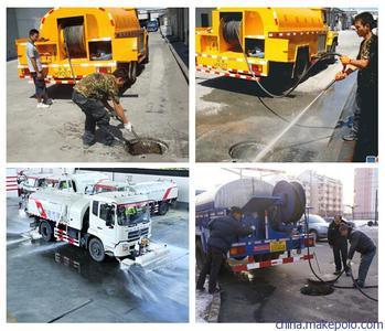 昆山千灯镇污水管道疏通清洗施工队伍