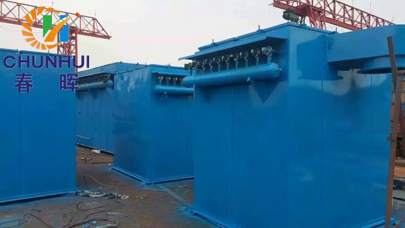 汉川市钢厂配料车间除尘器易清灰环保新验收标准钢厂