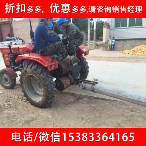hl-304拖拉机绞磨牵引机改装电力施工牵引车二手全新