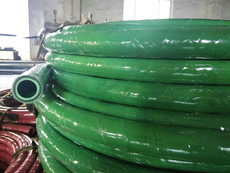 无碳胶管钢铁厂电炉专用耐高温150度绝缘