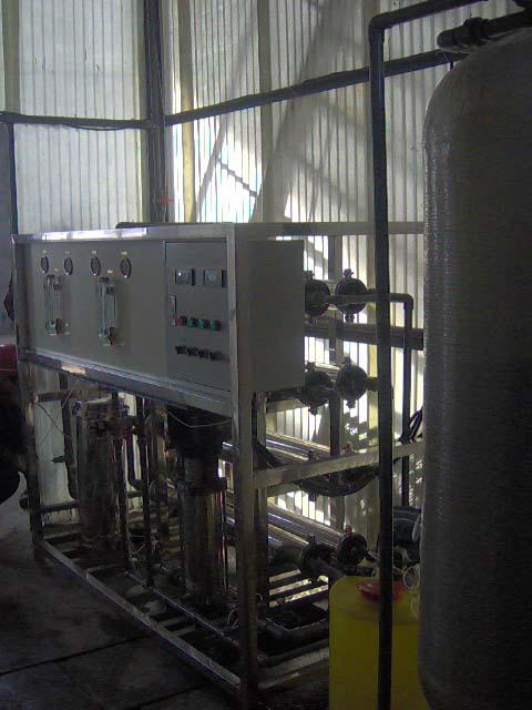 天津河北工业反渗透设备