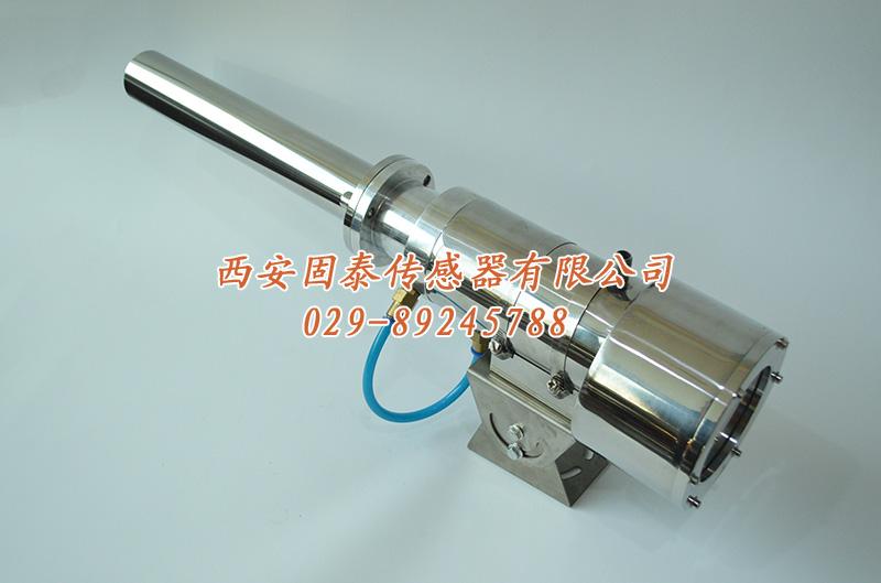 自动浇铸测温、铜测温、铜红外测温仪、金属专用测温仪