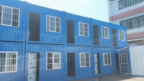 珠海住人集装箱厂加批发出租出售