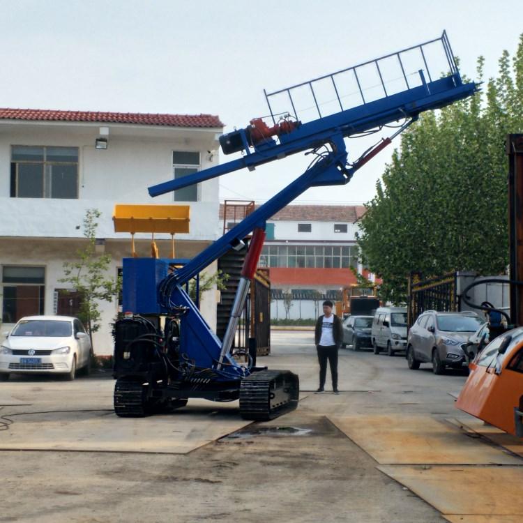 山东专业生产锚固钻机边坡支护锚杆钻机厂家