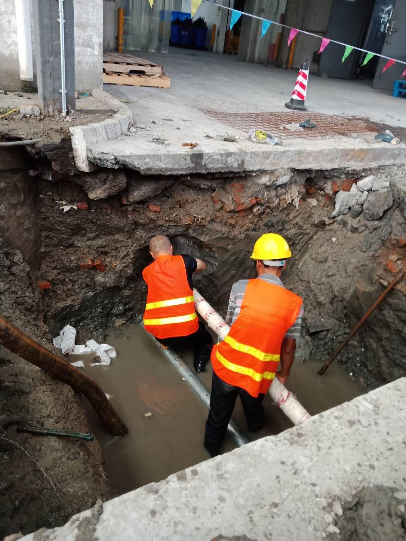 无锡管道改造检测24小时服务