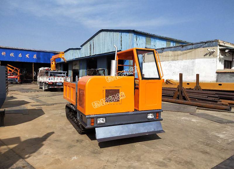 履带运输车4