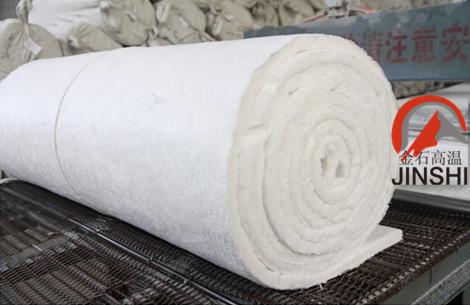 高温烟道内衬隔热专用硅酸铝纤维毯
