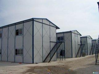 沈阳辽中彩钢房厂、钢结构厂房制作安装