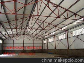 沈阳铁岭抚顺彩钢房厂、钢结构厂房制作安装