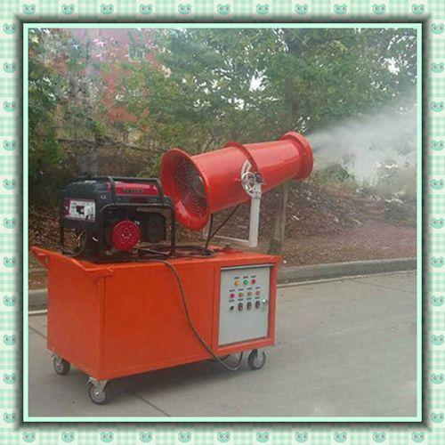户外防暑降温除尘雾炮车/降尘除尘行业领先锦芳环保雾炮车