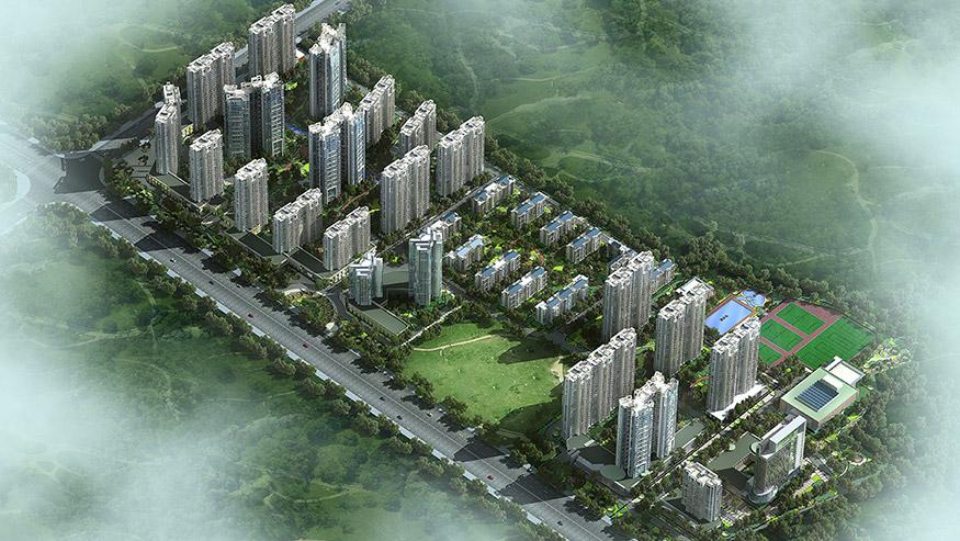大发11选5地产景观设计