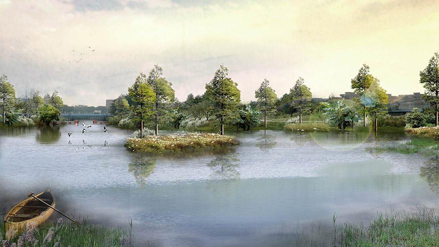 湿地公园整体规划