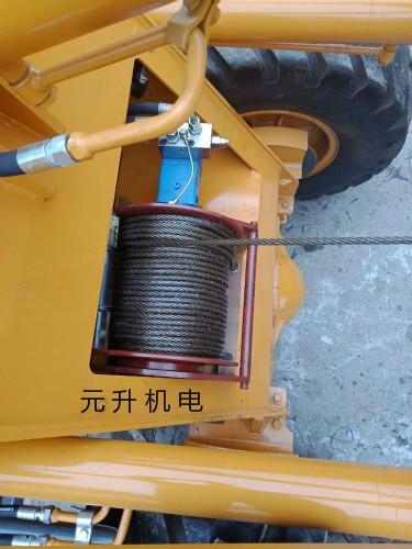 性能稳定性好的液压卷扬机厂家卷扬机安装图解