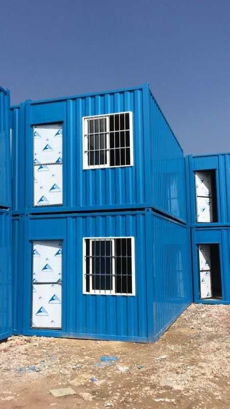 珠海横琴住人集装箱活动出租3元起一天
