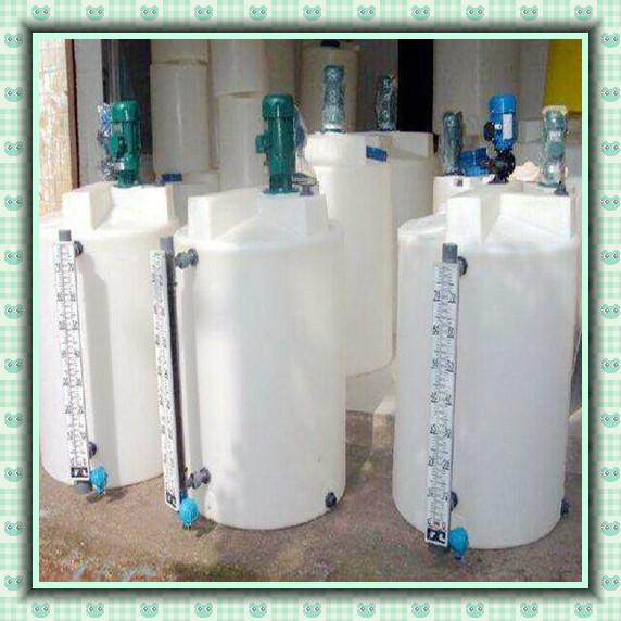 福建泉州带电机一吨污水处理加药箱