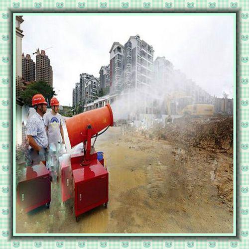 安徽黄山锦辉环保喷雾机租赁