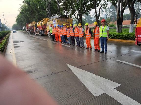 东莞中堂麻涌市政管道清淤河道清淤清理污水池专业团队