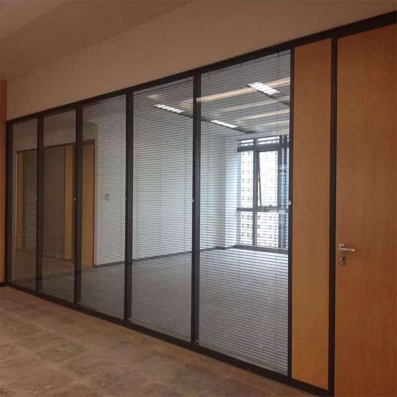 汕头办公室玻璃隔断安装厂家铝合金型材生产批发