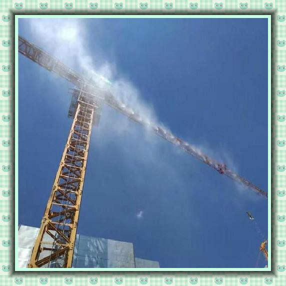 福建莆田塔吊喷雾安装方法