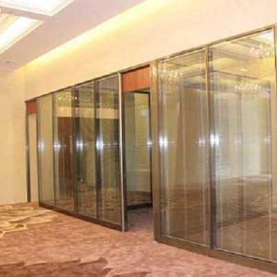 无锡双玻百叶隔断玻璃隔断与百叶帘的完美组合