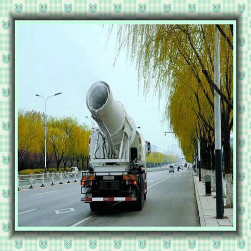浙江绍兴锦辉环保车载式移动式除尘喷雾机直接销售处