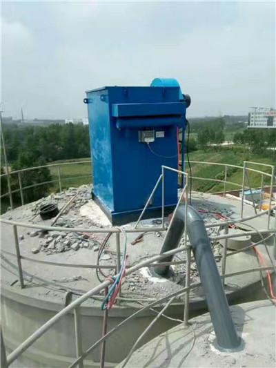甘肃金昌36袋单机布袋除尘器生产厂家