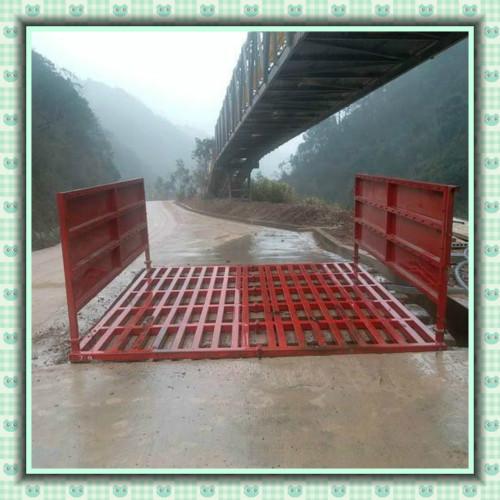 福建漳州洗车机洗车台洗轮机高效喷雾技术锦芳环保