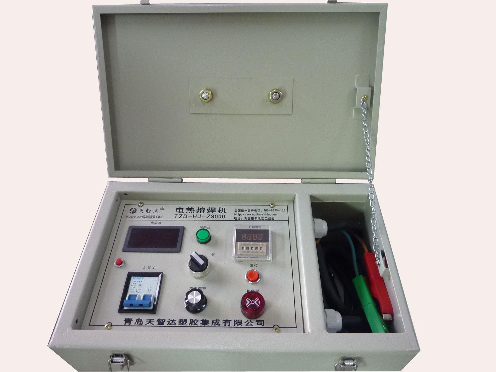 厂家直销电热熔套电热熔带用电热熔焊机