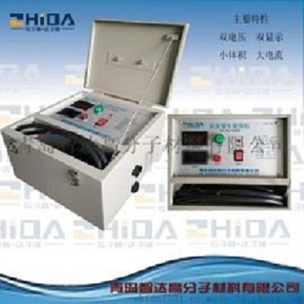厂家直销天智达牌克拉管用电热熔焊机