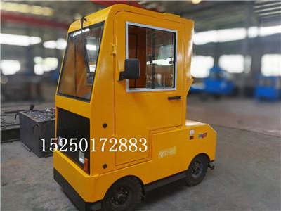 北京有各噸位電動牽引車、電動平板車、貨物轉運車現貨出售