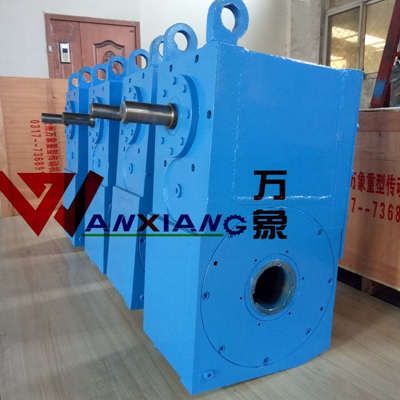 钢厂用二次包络减速机rda75-220-a连铸拉矫机减速机厂家现货