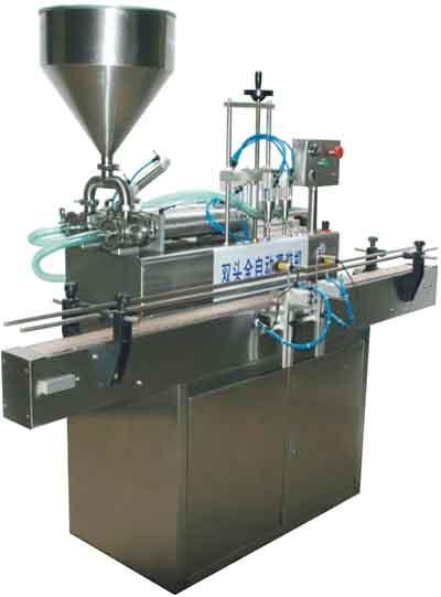全自动膏体灌装机、全自动液体灌装机厂家、价格、图片、参数
