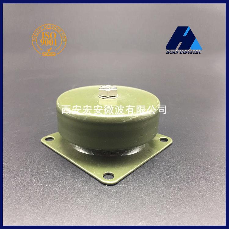 车辆电子设备隔振防抖jzp-75型装配式隔振器