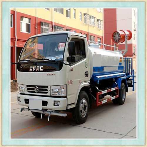河北张家口环保车载式高射除尘程喷雾机作用